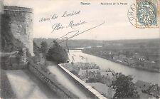 BR55585 Namur panorama de la Meus belgium