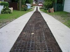 1sqm of Ecogrid E30 Porous Paving Ground Reinforcement Grid / Ideal for Domestic