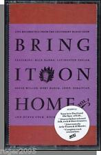 Bring It On Home Vol. 1 - Live Folk Radio Recordings! - New 1994 Cassette Tape!