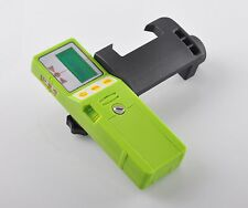 Spot-On GreenLiner Laser Receiver 50 - w/Staff Clamp, Range 50m, Accuracy ±1.5mm