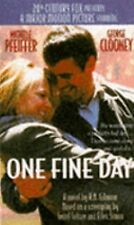 St. Martin's Paperbacks Movie-Tie-In Ser.: One Fine Day by H. B. Gilmour...