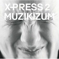 Muzikizum X-Press 2 MUSIC CD