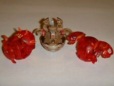 Bakugan Single Head, Duel Head, HM Alpha HYDRANOID Masquerade Evolution