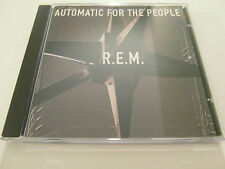 R.E.M - Automatic For The People (CD Album) Used Very Good