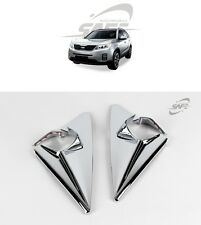 SAFE Chrome A Pillar Molding 4Pcs For KIA Sorento R 2011 2014
