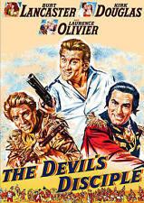 The Devil's Disciple (1959), New DVDs