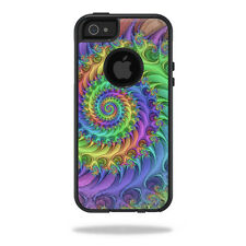 Skin Decal Wrap for OtterBox Commuter iPhone 5/5s/SE Case Tripping