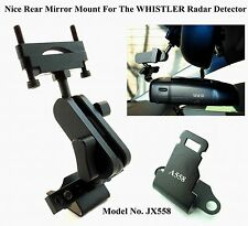 Nice Car Mount For The WHISTLER Radar Detector All Recent New Models