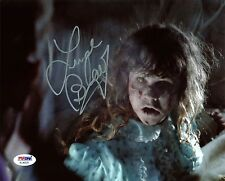 Linda Blair The Exorcist Authentic Signed 8X10 Photo Autographed PSA/DNA 10