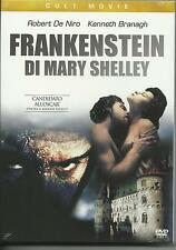 Frankenstein di Mary Shelley (1994) DVD