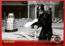 DALEKS INVASION EARTH 2150 - Card #27 - Roboman - Unstoppable Cards 2014