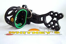 Trophy Ridge Mist - 3 Pin Fiber Optic Sight- Right and Left Hand #AS106