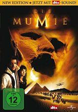 Die Mumie - New Edition - DTS  - DVD - NEU - OVP