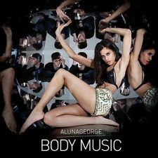 NEW Body Music by Alunageorge CD (CD) Free P&H