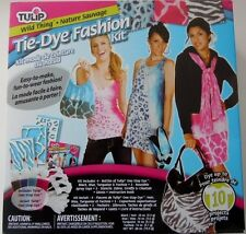Tulip Wild Thing Tie-Dye Fashion Kit  Up To 10 Projects