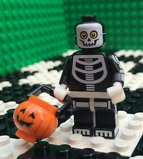 Lego 71010 Monsters Minifigures Series 14 SKELETON GUY Costume Halloween Minifig