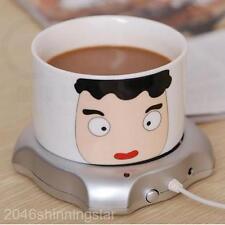 NEU Kaffeetasse USB-Heizkörper Kaffee Kakao Tee Cup Tasse Heizung Wärmer