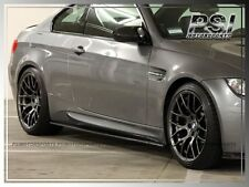 2008-2013 BMW M3 E92 E93 Carbon Fiber Side Skirts Extension Add On Lip