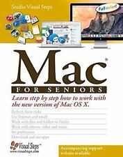 Computer Books for Seniors: Mac for Seniors : Learn Step by Step How to Work...