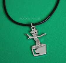 Guardians of the Galaxy Groot Colgante Collar Regalo para Damas Niñas para Hombre Marvel