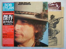 BOB DYLAN MASTERPIECES / COMPLETE POSTER CARD