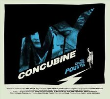 CD NEUF scellé - MY CONCUBINE - UNE CHAISE POUR TED / Edition Digipack -C11