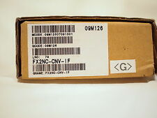 MITSUBISHI MELSEC FX2NC-CNV-IF *NEW IN BOX*