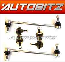 FITS FORD FOCUS MKII 2004-2011 FRONT & REAR STABILISER DROP LINK BARS