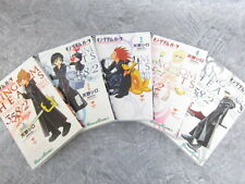KINGDOM HEARTS 358/2 Days Comic Set 1-5 SHIRO AMANO Book SE*