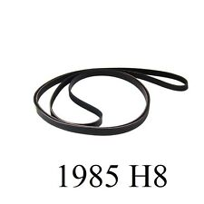 BAUKNECHT LG OTSEIN Washing Machine 1985 H8 DRIVE BELT 4400EL1001A