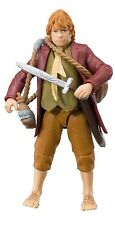 The Hobbit An Unexpected Journey Bilbo Baggins Figure & Accessories New On Card