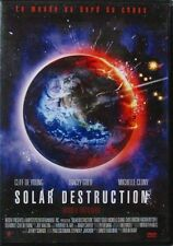 DVD SOLAR DESTRUCTION - Cliff DE YOUNG / Tracey GOLD / Michelle CLUNY