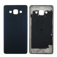 Samsung Galaxy A5-Replace Part Housing Frame Metal Battery Back Cover - Black