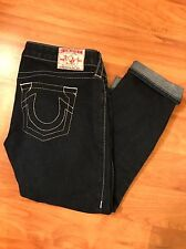 Women's True Religion Skinny Capris 26