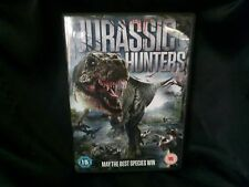Jurassic Hunters, (DVD, 2015), In Great Condition, Trusted Ebay Shop