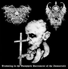 Drowning the Light / Vampyric Blood - Split CD (Eternum,Atra)