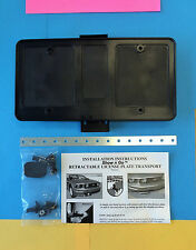 Roush  Hide-Away  Show-N-Go Retractable License Plate MUSTANG Altec Products