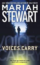 Voices Carry Stewart, Mariah Mass Market Paperback