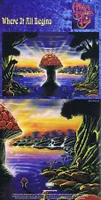 """The Allman Brothers Band """"Where it all begins"""" Zehn Songs, von 1994!  Neue CD!"""