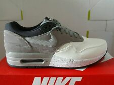 NIKE AIR MAX 1 ESSENTIAL BIANCA GRIGIA N.41 PELLE LIMITED EDITION PREZZOOKKSPORT