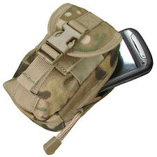 CONDOR MOLLE Modular I-Pouch iPod Cell Phone Nylon POUCH ma45 Crye MULTICAM Camo