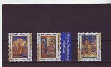 VATICAN - SG1298-1300 MNH 2001 1700th ANNIV ADOPTION OF CHRISTIANITY IN ARMENIA