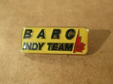 British Auto Racing club pin