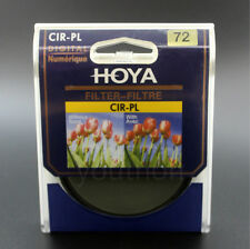 HOYA 72mm CIR-PL CPL Ultra-thin Circular Polarizer Filter fit for Camera Lenses
