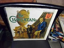 The Charlatans Self Titled S/T LP Philips Records EX IN Shrink [Psych Blues]