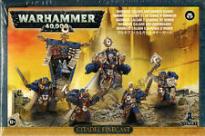 Marneus Calgar & Guardia De Honor-Lord Macragge-Space Marine -40 K 40,000 Taller