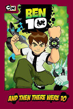 "And Then There Were 10 (Ben 10), , ""AS NEW"" Book"