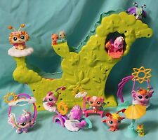 Littlest Pet Shop FAIRY Lot of 12 Fairies, Fairy Friends + Accessories