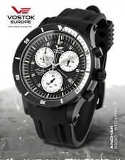 Montre Vostok Europe Anchar Chrono Quartz 6S30-5104184