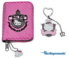Hello Kitty Wallet and Keyring Pink BRAND NEW AND SEALED. PLEASE SEE PHOTOS